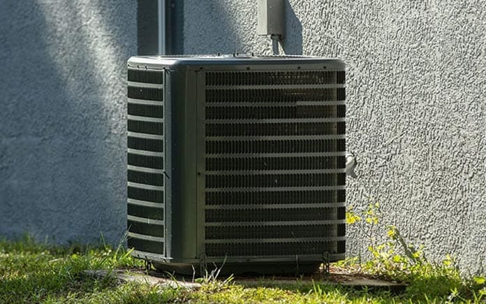 heating and air condition serves
